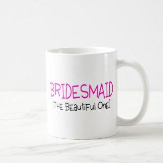 Brautjungfer das schöne tasse