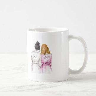 Brautjungfer? Schwarze Tasse