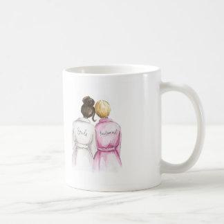 Brautjungfer? Tassen-dunkles Tasse