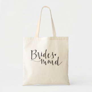 Brautjungfern-Tasche Budget Stoffbeutel