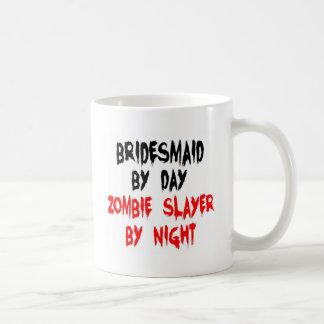 Brautjungfern-ZombieSlayer Tasse