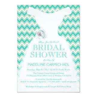BrautkleiderPolterabend 12,7 X 17,8 Cm Einladungskarte