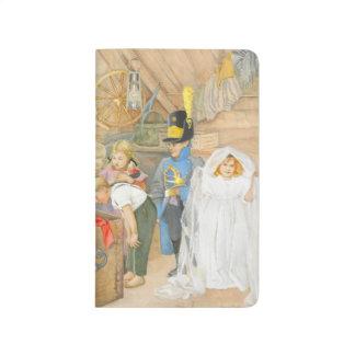 Brautparty Brudföljet Taschennotizbuch