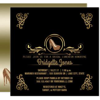BrautWedding Brautparty des Quadratische 13,3 Cm Einladungskarte