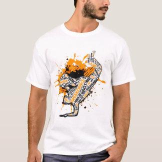 Breakdance Ellbogen-Frost T-Shirt