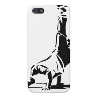 Breakdance iPhone 5 Fall iPhone 5 Cover