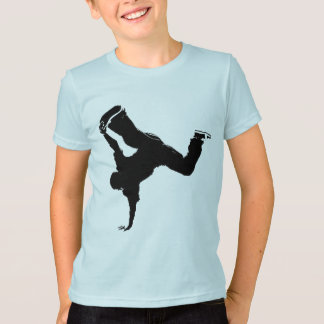 breakdancer Entwurf T-Shirt