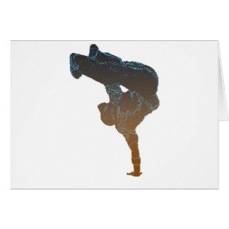 Breakdancer Karte