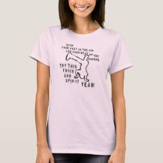 Breakdancer V1 Damen T-Shirt