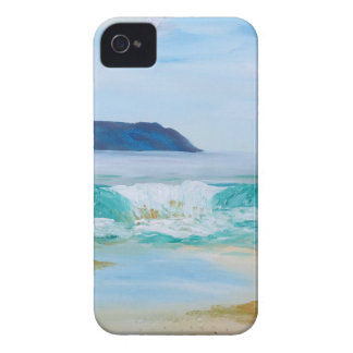 Brechende Welle durch KatGibsonArt - Liebe der iPhone 4 Cover