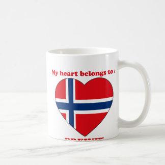 Breivik Tasse