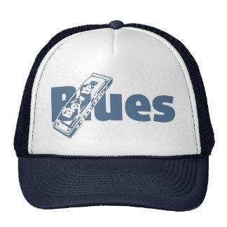 Brennen Sie die Blues durch Kult Kappen