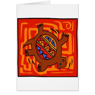 Brennend-Torto Karte