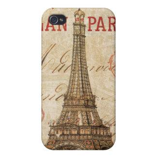 Brief aus Paris Etui Fürs iPhone 4