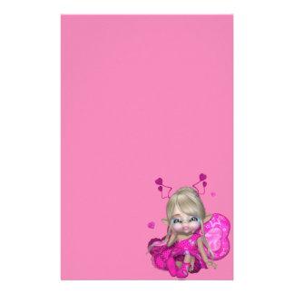 Briefpapier - Kiki Pink