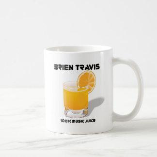 Brien Travis Musik-Saft-Kaffee-Tasse 100% Tasse