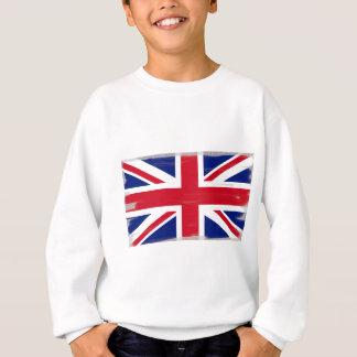 Britische Gewerkschafts-Jack-Flagge Sweatshirt