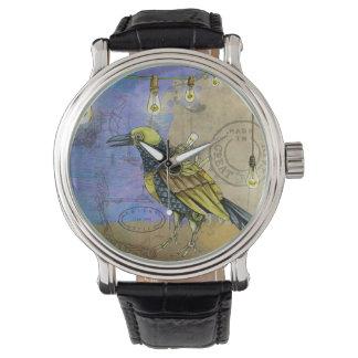 Britische Punkuhr Uhr