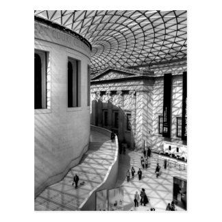 British Museum, London Postkarte