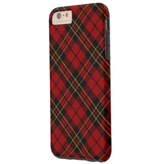 Brodie Tartan iPhone 6/6S plus starkes Tough iPhone 6 Plus Hülle