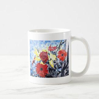 Brooklyn-Blumenstrauß Tasse