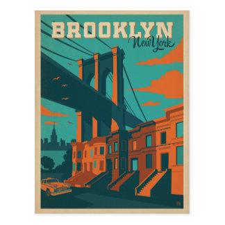 Brooklyn, NY Postkarten
