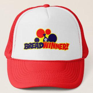 Brot-Sieger! Erhalten des Geldes Truckerkappe