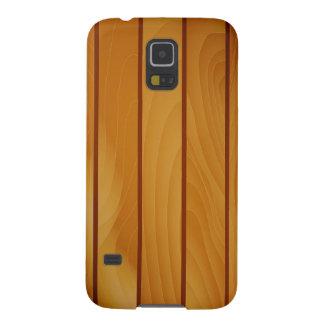 Brown-Holzetui Samsung-Galaxie S5 Samsung Galaxy S5 Cover
