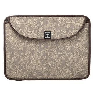 Brown- u Creme-Hennastrauch 15 Macbook Prohülse Sleeves Für MacBook Pro