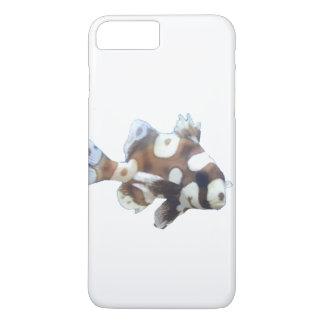 Brown und weiße Fische iPhone 8 Plus/7 Plus Hülle