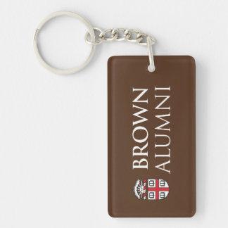 Brown University-Schüler Schlüsselanhänger