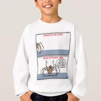 Brownrecluse-Spinne Sweatshirt