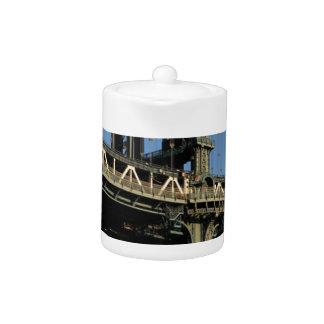 Brücke New York Manhattan Brooklyn