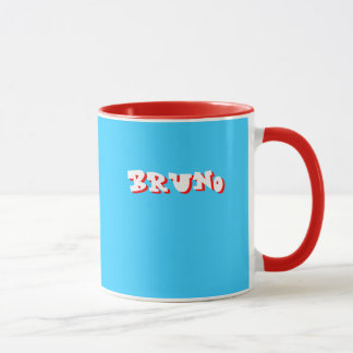 Brunos Tasse für Tee