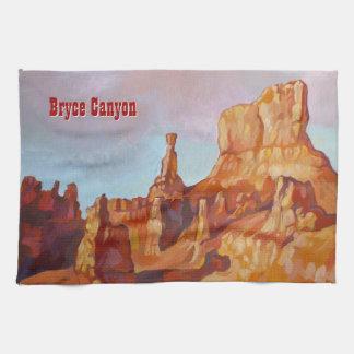 Bryce Schlucht-Nationalpark Handtuch