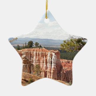 Bryce Schlucht, Utah 22 Keramik Stern-Ornament