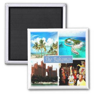BS * Bahamas Quadratischer Magnet