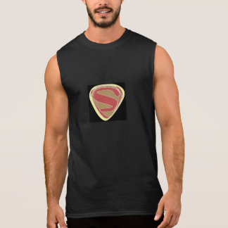 "Buchstabe ""s "" ärmelloses shirt"