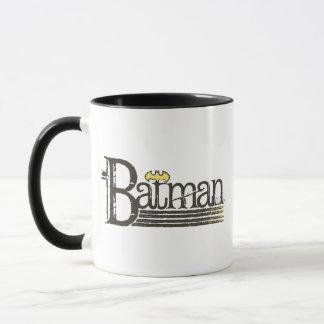 Buchstaben Batmans Showtime Tasse