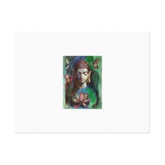 Buddha-Malerei Leinwand Drucke