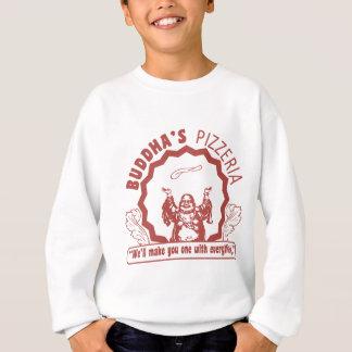 Buddhas Pizzeria Sweatshirt