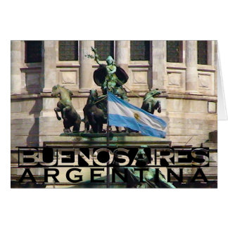 Buenos Aires Karte