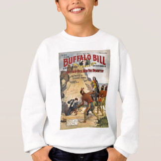 Buffalo Bill-Geschichten 1910 Sweatshirt