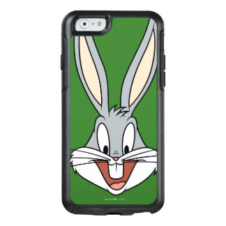 BUGS BUNNY ™ lächelndes Gesicht OtterBox iPhone 6/6s Hülle