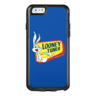 BUGS BUNNY ™ LOONEY TUNES™ Retro Flecken OtterBox iPhone 6/6s Hülle