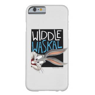 BUGS BUNNY ™ - Widdle Waskal Barely There iPhone 6 Hülle