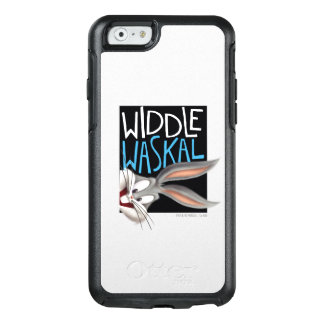 BUGS BUNNY ™ - Widdle Waskal OtterBox iPhone 6/6s Hülle