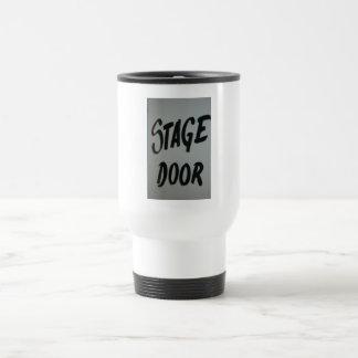 Bühne-Tür-Getränkeschale Reisebecher