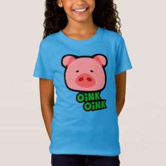 BUHO BOO - Schwein T-Shirt