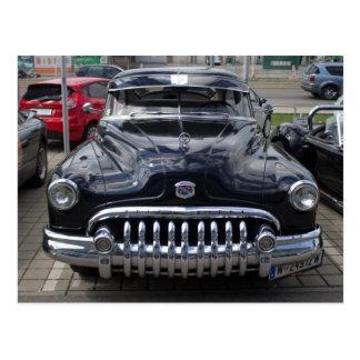 Buick 1950 Superacht Postkarte